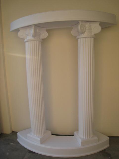 Roman Columns Entire San Francisco Bay Area